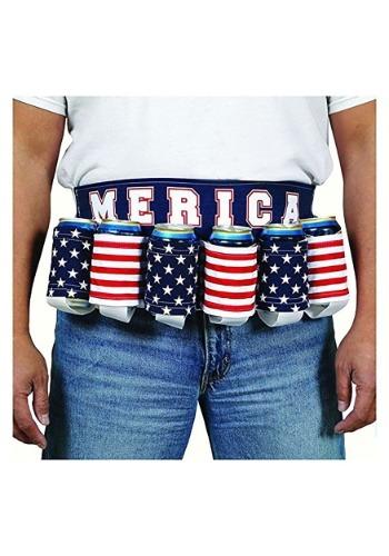 Merica Patriotic Beer Belt