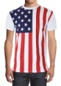 Men's American Flag Shirt