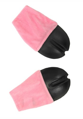 Pig Front Hooves Costume Gloves