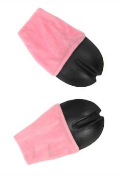 Pig Front Hooves Costume Gloves