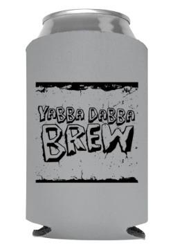 Yabba Dabba Brew Can Koozie