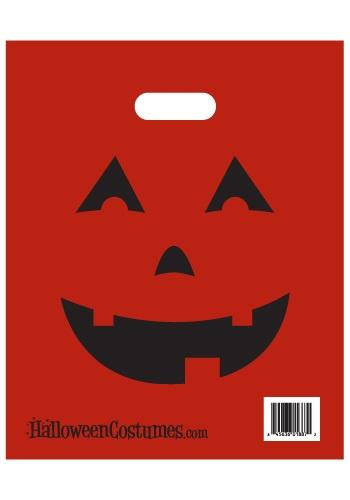 Halloween Pumpkin Trick or Treat Bag
