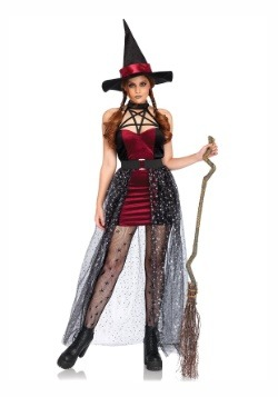 Women's Celestial Witch Costume