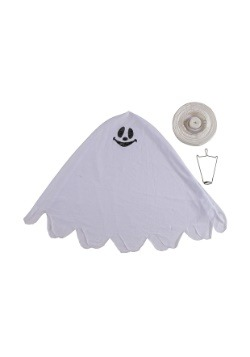 Pop-Open Color Change Ghost - Happy Smile