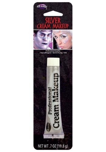 Professional Cream Makeup - Silver