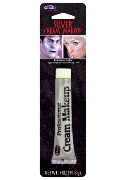 Professional Cream Makeup - Silver