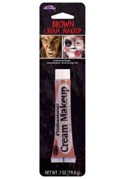 Professional Cream Makeup - Brown