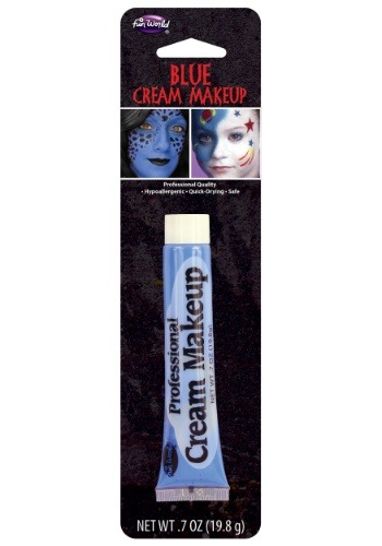 Professional Cream Makeup - Blue