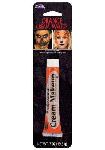 Professional Cream Makeup - Orange