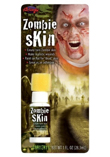 Liquid Latex - Zombie Skin