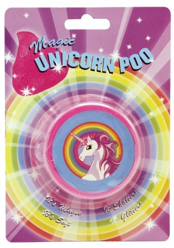 Magic Unicorn Glitter Poo