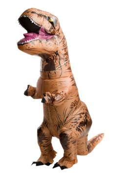 Jurassic World Teen Inflatable T-Rex Costume