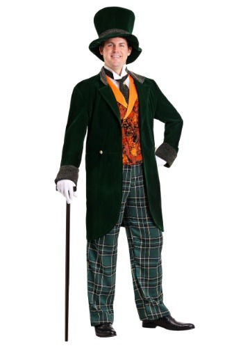 Deluxe Plus Size Wizard of Oz Costume