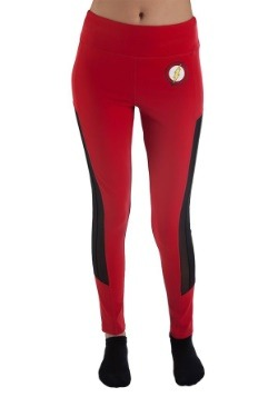 DC Comics Women's Flash Active Leggings