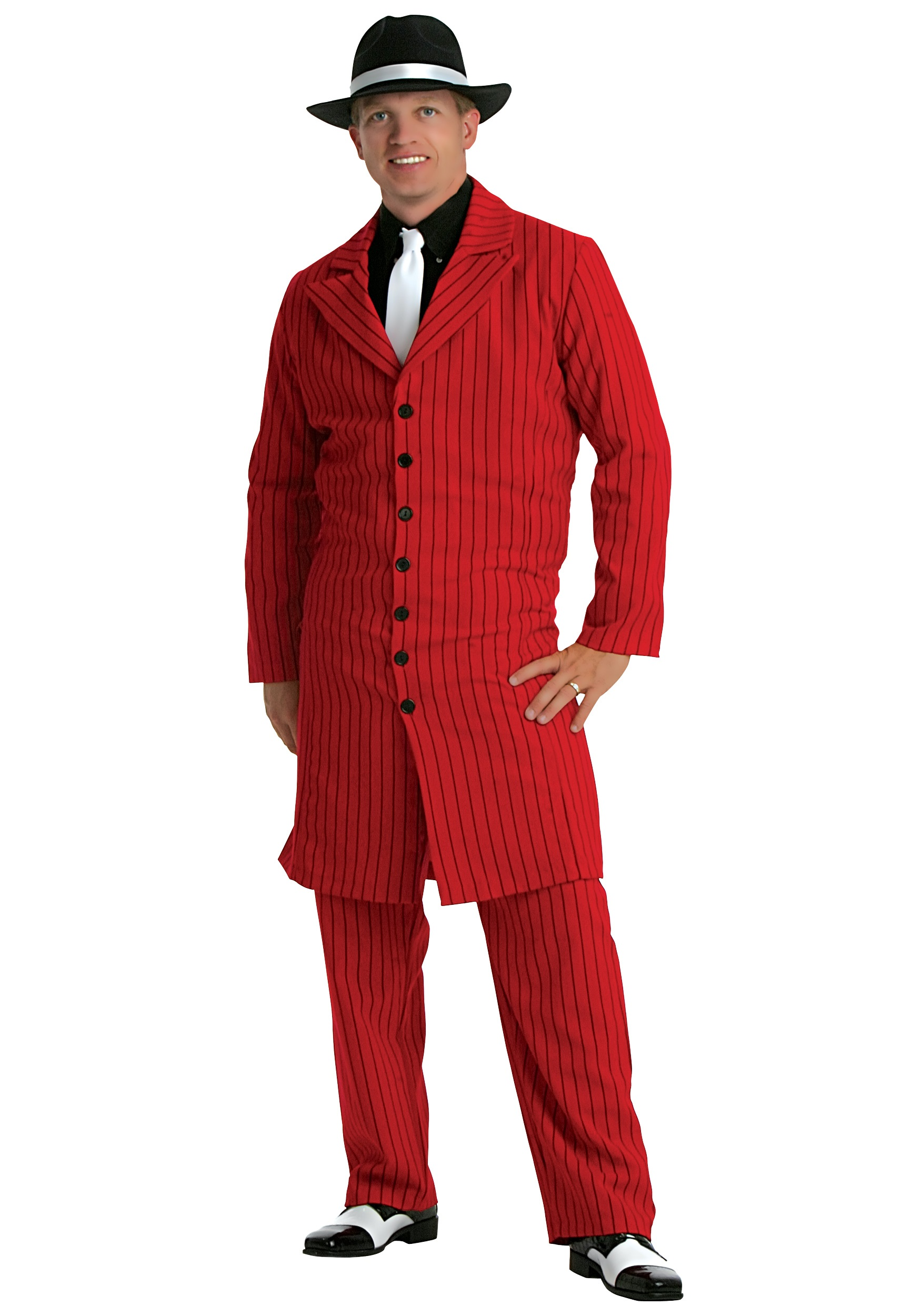 Gangster Zoot Suit Mens Costume