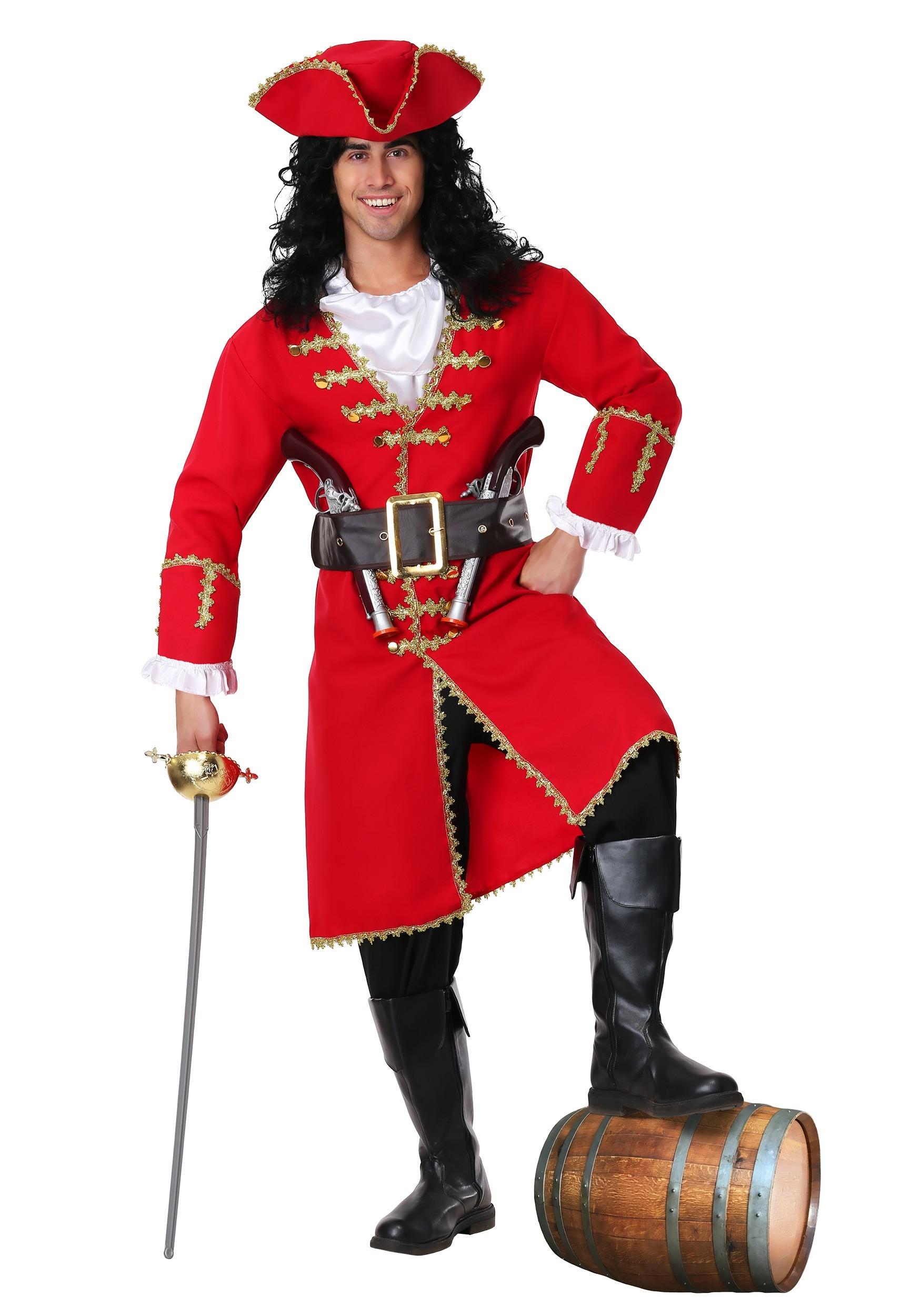 Captain Blackheart Pirate Costume 14f28fa906aa