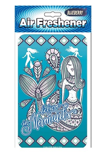Mermaid Air Freshener