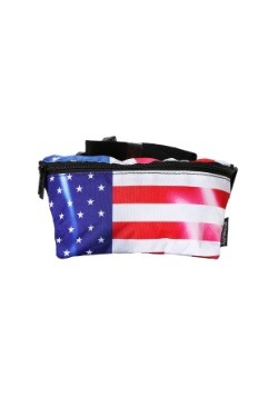 USA Flag Fydelity Fanny Pack