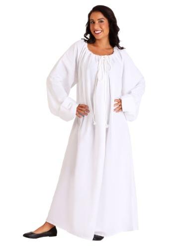 White Renaissance Chemise Costume update