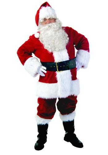 Premiere Santa Suit Costume