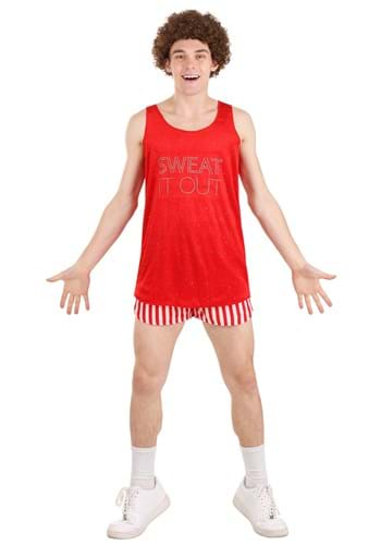 Workout Video Star Costume