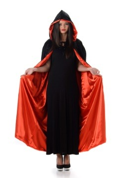 Deluxe Hooded Cape