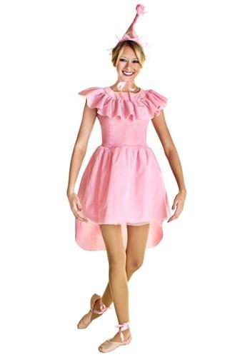 Adult Munchkin Ballerina Costume