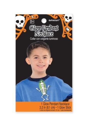 Skeleton Glow Necklace