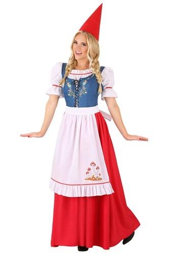 Women's Garden Gnome Costume