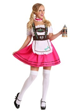 Women's Plus Olga Oktoberfest Costume