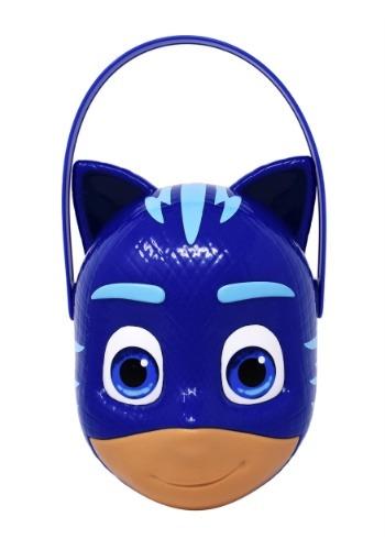 Catboy Plastic Trick or Treat Bucket