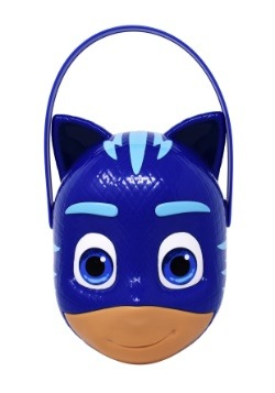 Catboy Plastic Trick or Treat Bucket