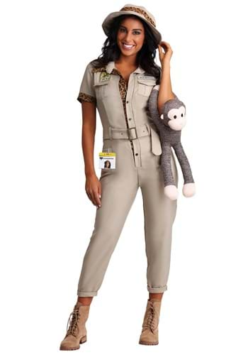 Adult's Zookeeper Costume