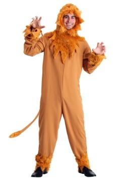Plus Size Cowardly Lion Mens Costume