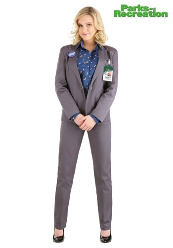 Parks and Recreation Leslie Knope Costume