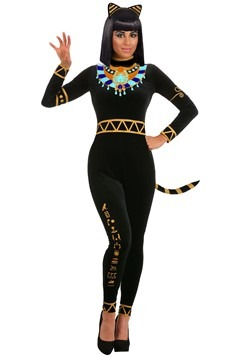 Cleo Cat Costume Women's