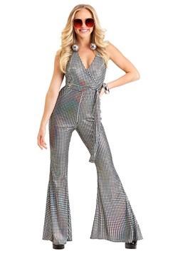 Womens Disco Dazzler Costume