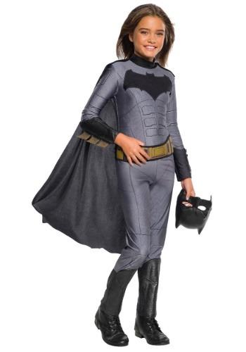Girl's Batman Jumpsuit