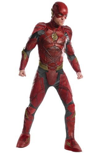Grand Heritage The Flash Adult Costume
