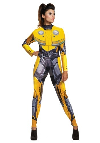 Bumblebee Movie Women's Bumblebee Costume