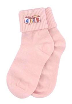 Pink Big Baby Socks