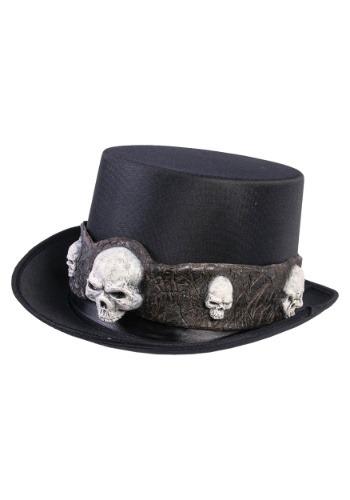 Skull Top Hat