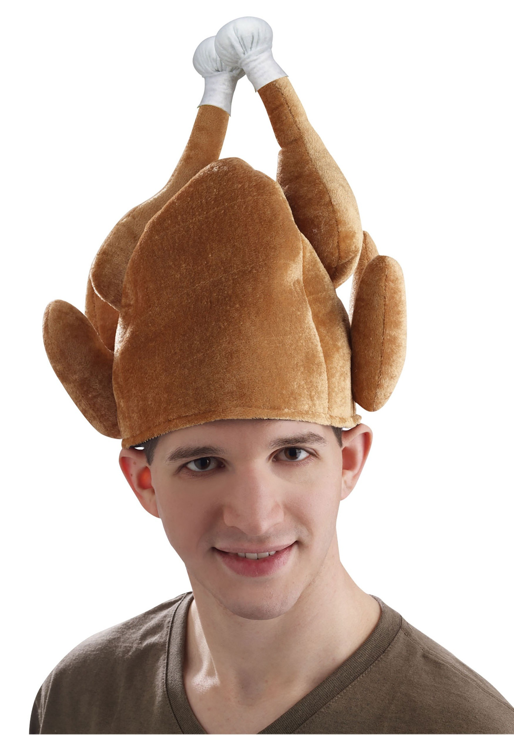 INOpets.com Anything for Pets Parents & Their Pets Roasted Turkey Hat