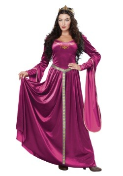 Women's Lady Guinevere Costume