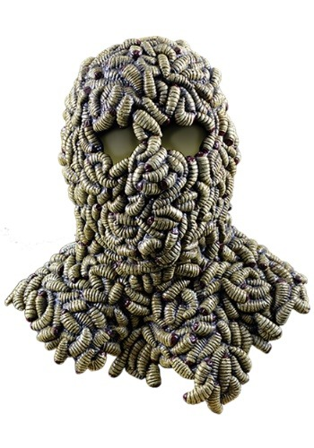 Adult Grub Mask