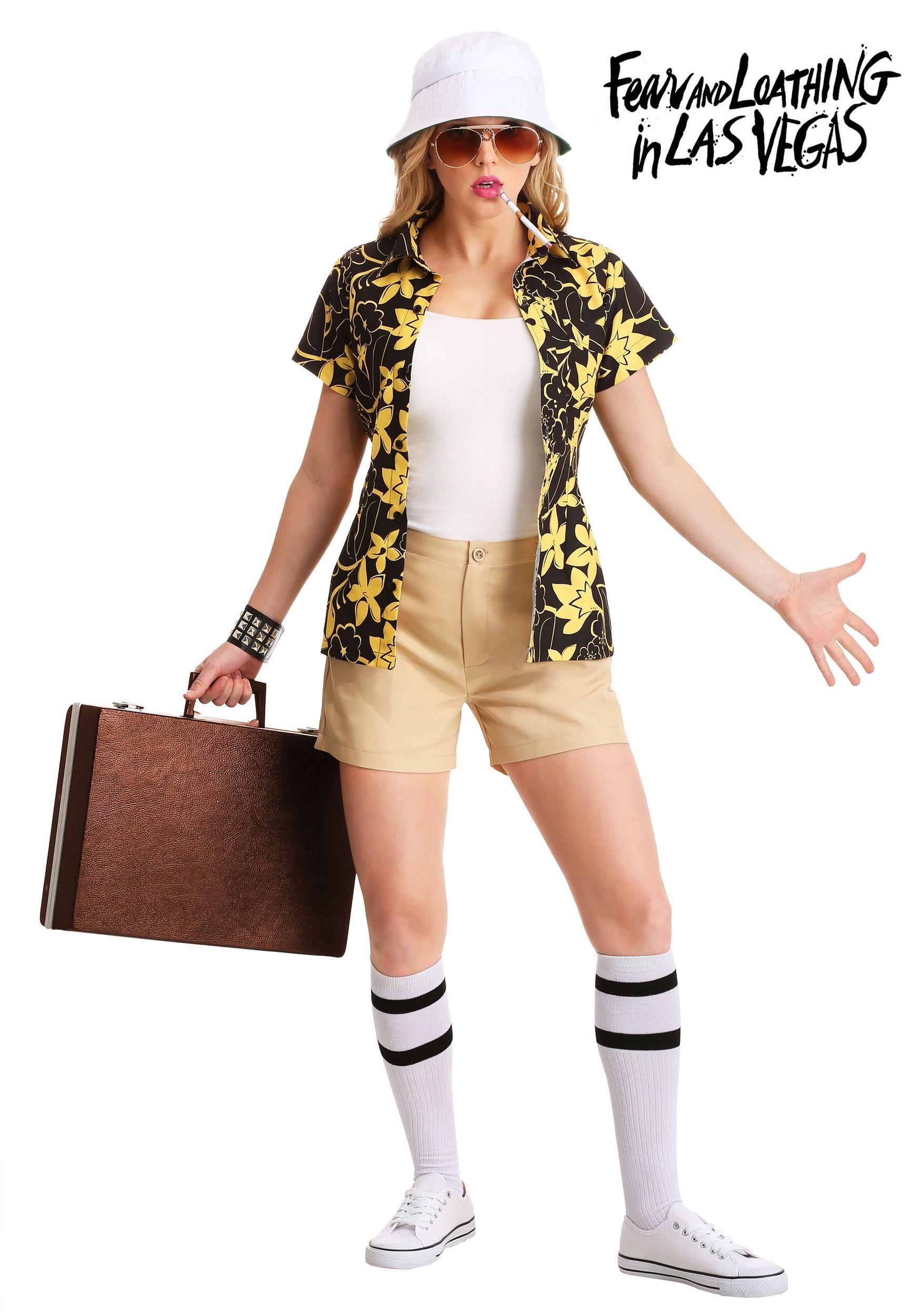 5da36602 Women's Fear and Loathing in Las Vegas Raoul Duke Costume