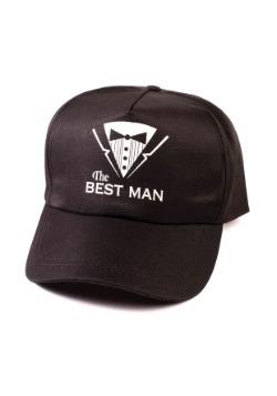 Best Man Bachelor Baseball Hat