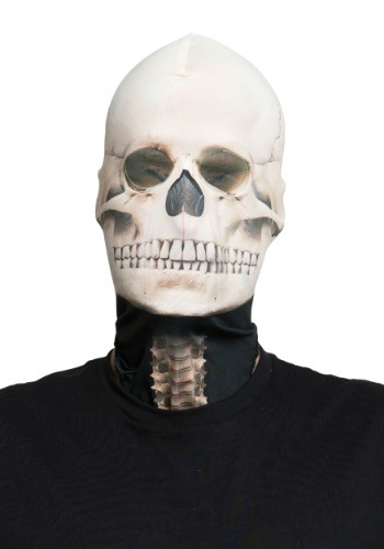 Adult Skeleton Fabric Mask