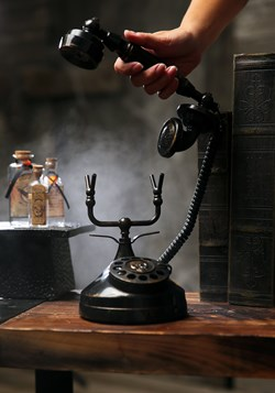 Spooky Telephone Update