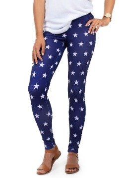 Tipsy Elves Women's Liberty Star Leggings